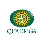 zianoさんの「QUADRIGA」のロゴ作成への提案