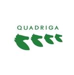 yamahiroさんの「QUADRIGA」のロゴ作成への提案