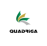 nanoさんの「QUADRIGA」のロゴ作成への提案