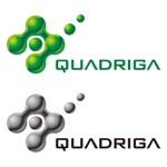 savannさんの「QUADRIGA」のロゴ作成への提案