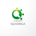 sa_akutsuさんの「QUADRIGA」のロゴ作成への提案