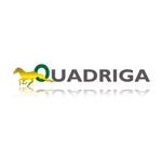 mimikakimaniaさんの「QUADRIGA」のロゴ作成への提案