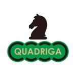 hiro-38さんの「QUADRIGA」のロゴ作成への提案