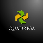 scheme-tさんの「QUADRIGA」のロゴ作成への提案