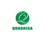 atariさんの「QUADRIGA」のロゴ作成への提案