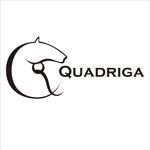 YTOKUさんの「QUADRIGA」のロゴ作成への提案