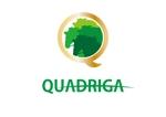 design_studio_beさんの「QUADRIGA」のロゴ作成への提案