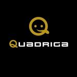 atomgraさんの「QUADRIGA」のロゴ作成への提案