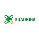 Fukurouさんの「QUADRIGA」のロゴ作成への提案