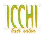 yanomoriさんの「hair salon ICCHI」のロゴ作成への提案