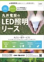 KJ0601さんの電気工事会社の新規事業への提案
