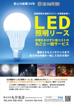 horose07さんの電気工事会社の新規事業への提案