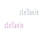 adtomさんの女性向け美容サロン「stellavie」のロゴへの提案