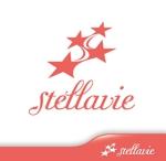 hiko-kzさんの女性向け美容サロン「stellavie」のロゴへの提案