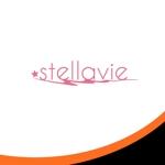 ark-mediaさんの女性向け美容サロン「stellavie」のロゴへの提案