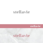 delicious-designさんの女性向け美容サロン「stellavie」のロゴへの提案