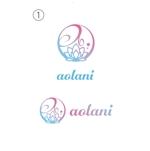 saki8さんのヨガスクールのロゴへの提案