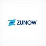aus-junさんの「ZUNOW」のロゴ作成への提案