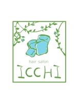 yoko115さんの「hair salon ICCHI」のロゴ作成への提案
