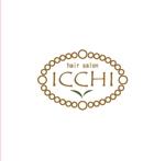 hitomi3さんの「hair salon ICCHI」のロゴ作成への提案