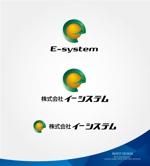 investさんのコンテンツ制作会社 株式会社イーシステムのロゴへの提案