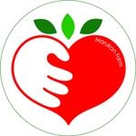yoshie-hinataさんのトマトの化粧箱に貼るシール マルカン農園のロゴへの提案