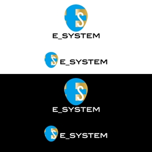 monnyさんのコンテンツ制作会社 株式会社イーシステムのロゴへの提案
