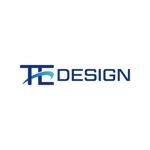 個人事業主の屋号「TEDESIGN」のロゴへの提案
