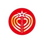 tera0107さんのトマトの化粧箱に貼るシール マルカン農園のロゴへの提案