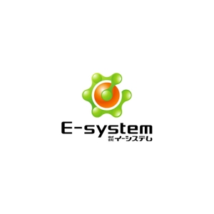 kazubonさんのコンテンツ制作会社 株式会社イーシステムのロゴへの提案