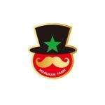 tekonaさんのトマトの化粧箱に貼るシール マルカン農園のロゴへの提案