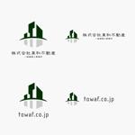 kyawa-cさんの不動産・設計業「株式会社東和不動産一級建築士事務所」のロゴへの提案
