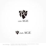 arca-designさんの大阪ミナミに2019年1月にオープン予定のホストクラブ「AIRGROUPの新店舗」のロゴへの提案