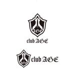 saki8さんの大阪ミナミに2019年1月にオープン予定のホストクラブ「AIRGROUPの新店舗」のロゴへの提案