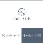 athenaabyzさんの大阪ミナミに2019年1月にオープン予定のホストクラブ「AIRGROUPの新店舗」のロゴへの提案