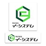 shota_3057さんのコンテンツ制作会社 株式会社イーシステムのロゴへの提案