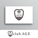 White-designさんの大阪ミナミに2019年1月にオープン予定のホストクラブ「AIRGROUPの新店舗」のロゴへの提案