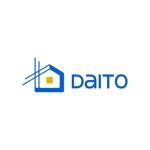建築業「有限会社ダイトー建築」のロゴ製作への提案