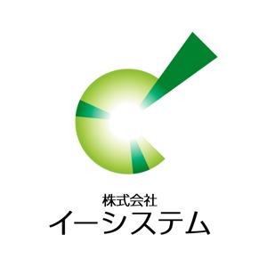 chanlanさんのコンテンツ制作会社 株式会社イーシステムのロゴへの提案
