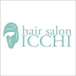 YTOKUさんの「hair salon ICCHI」のロゴ作成への提案