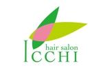 yuchanさんの「hair salon ICCHI」のロゴ作成への提案