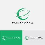 drkigawaさんのコンテンツ制作会社 株式会社イーシステムのロゴへの提案