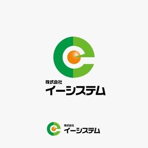 rgm_mさんのコンテンツ制作会社 株式会社イーシステムのロゴへの提案