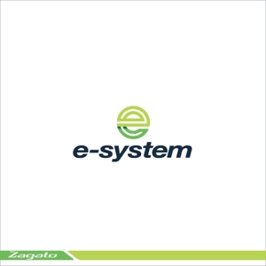 Zagatoさんのコンテンツ制作会社 株式会社イーシステムのロゴへの提案