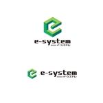 K-digitalsさんのコンテンツ制作会社 株式会社イーシステムのロゴへの提案