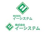 threewheelsさんのコンテンツ制作会社 株式会社イーシステムのロゴへの提案