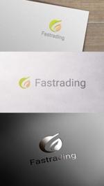 zeross_designさんのネット通信販売会社のロゴ 「Fastrading  ファストレーディング株式会社」のロゴ作成への提案