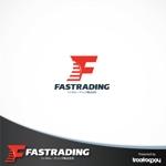 treefrog794さんのネット通信販売会社のロゴ 「Fastrading  ファストレーディング株式会社」のロゴ作成への提案