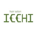 MacMagicianさんの「hair salon ICCHI」のロゴ作成への提案