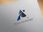 hayate_designさんの税理士法人を運営する本社ロゴへの提案